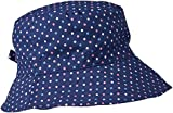 United Colors of Benetton 6EZ8B41U1 - Sombrero Bebé-Niños, Azul (Navy/Multi), 24 meses