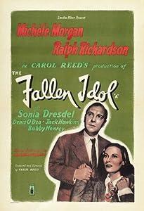 The Fallen Idol - Movie Poster - 27 x 40