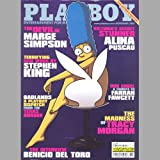 Playboy Magazine November 2009 Marge Simpson