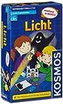 Kosmos 602215 - Erste Experimente, Licht
