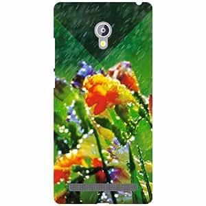 Asus Zenfone 6 A601CG Back Cover - Magnetic Designer Cases