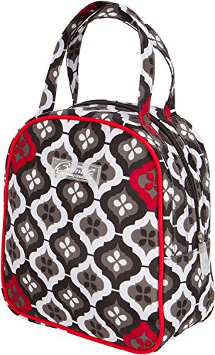 The Bumble Collection What's For Lunch Bag, Royal Ruby Montage, Medium