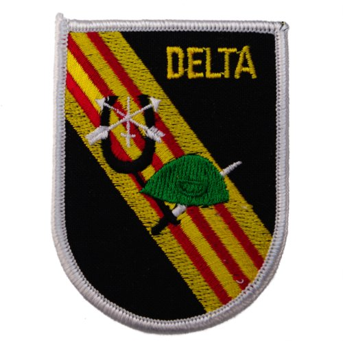 United States Army Special Forces Green Beret Delta Iron ...