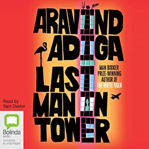 Last Man In Tower | [Avarind Adiga]