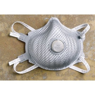 Moldex 2315 N99 Particulate Respirator Mask with Adjustable Strap and Valve Box 10 Each from Moldex
