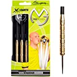 XQ Max Michael van Gerwen Steeldarts 23g Brass