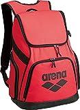 arena(アリーナ) プールバッグ リュック ARN-6429 レッド×ブラック