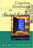cover of Cognitive Dimensions of Social Science (Psychology)
