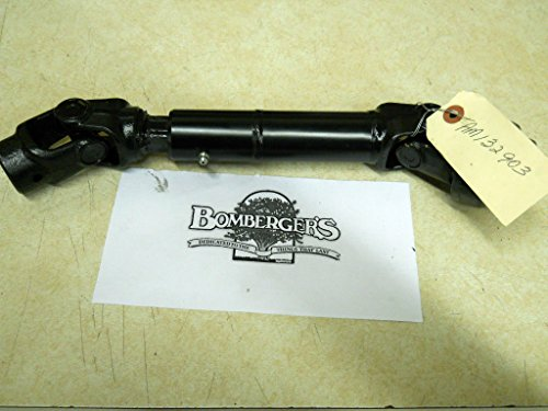 "(USA Warehouse) John Deere Drive shaft for 46"", 47"", and 54"" daul stage snowblowers AM132903 -/PT# HF983-1754414312"