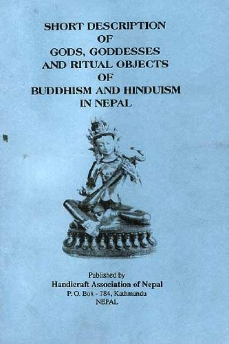 Short Description of Gods, Goddesses and Ritual Objects of Buddhism and Hinduism in Nepal PDF