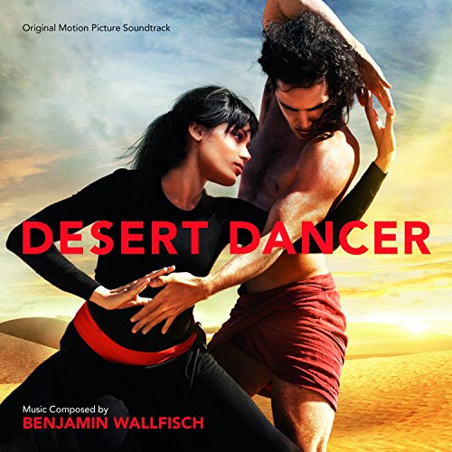Original album cover of Desert Dancer by Benjamin Wallfisch