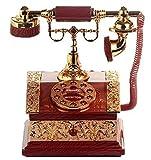 昔 懐かしい オルゴール (ノーマル, アンティーク 電話 型)