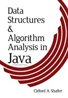 Data Structures and Algorithm Analysis in Java, Third Edition Front Cover