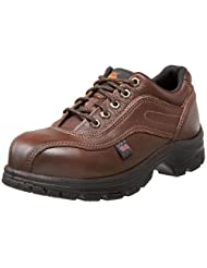 Thorogood Women's American Heritage Double Track Safety Toe Oxford