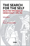 img - for The Search for the Self: Selected Writings of Heinz Kohut 1978-1981 book / textbook / text book