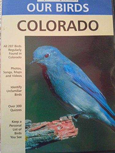 Our Birds: Colorado (Thayer Birding Software compare prices)