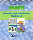 Calvert Math: Practice and Enrichment Workbook - Kindergarten Level