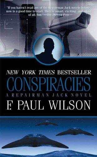 Conspiracies (Adversary Cycle/Repairman Jack Book 3) PDF