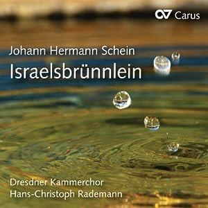 Schein: Israelsbrünnlein (Fontana d'Israel)