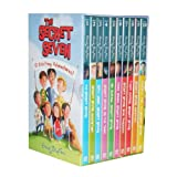 Secret Seven Slipcase 1-10 (A Format)by Enid Blyton