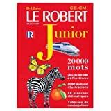 Le Robert Junior illustre : Dictionnaire 8 - 12 ans / CE - CMby Dictionnaires Le Robert
