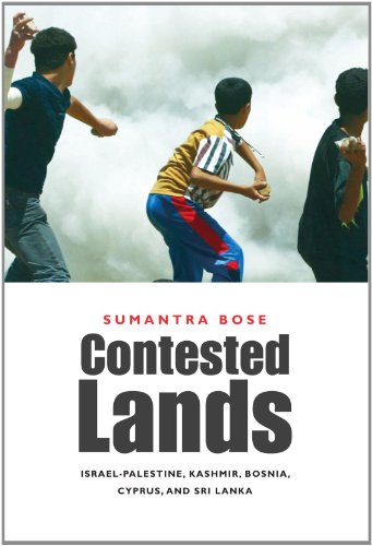 Contested Lands: Israel-Palestine, Kashmir, Bosnia,...