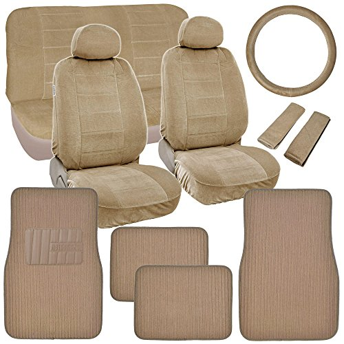 Buy Classic Beige Seat Covers For Car Truck SUV Auto W