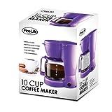 Purple Coffee Maker