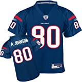 Reebok Houston Texans Andre Johnson Youth Replica Jersey Large