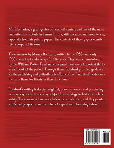 Essay irrepressible murray n report rockwell rothbard rothbard rothbard