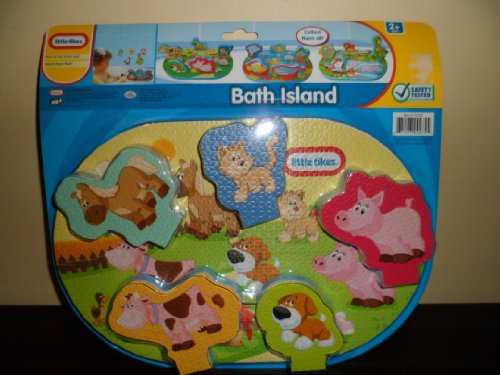 Little Tikes Bath Island - 1