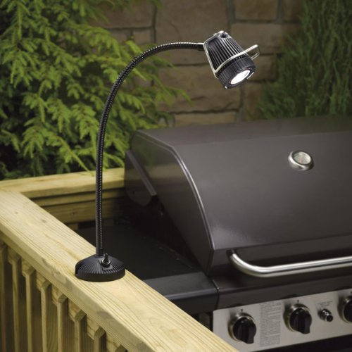 Kichler Lighting 15123Bk Mr 11 Barbecue Light Low Voltage Specialty Lighting Barbecue Lightcollection
