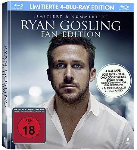 RYAN GOSLING Fan-Edition (Mediabook mit 4 Blu-Rays, streng limitiert und nummeriert, exklusiv bei Amazon.de)