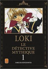 Loki, Tome 1 : par Sakura Kinoshita