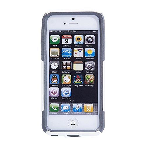 CUSTOM White OtterBox Commuter Series Case for Apple iPhone 5 / 5S - Jamaica Flag promo code 2016