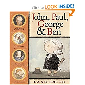 John, Paul, George & Ben (Bccb Blue Ribbon Picture Book Awards (Awards))