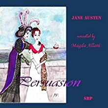 Persuasion Audiobook by Jane Austen Narrated by Magda Allani