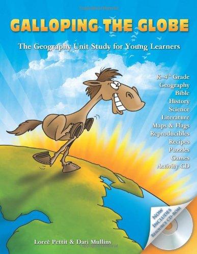 Galloping the Globe w/CD