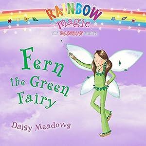 Rainbow Magic: Fern the Green Fairy Audiobook