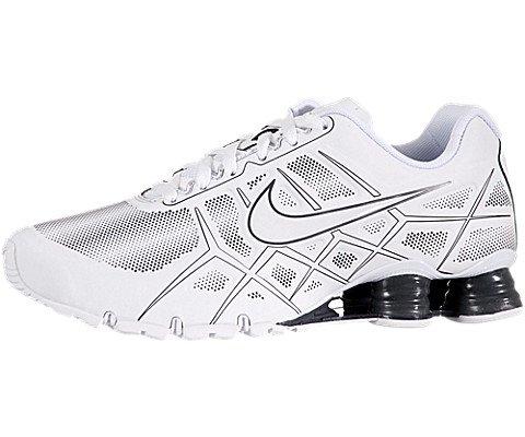 b7628b1398f Nike Shox Turbo XII 12 SL Mens Running Shoes White White-Anthracite-Neutral