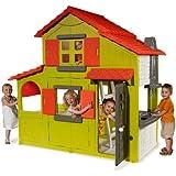 Smoby - 320021 - Jeu de Plein Air et Sport - Maison Duplex