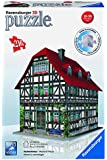 Ravensburger Medieval House 3D Puzzle, 216 Pieces