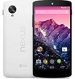 【米国並行輸入品 SIM フリー】Google Nexus 5 2013 (Android 4.4/ 4.95 inch) (16GB, ホワイト)