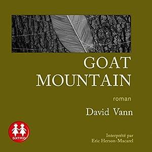 Goat Mountain | Livre audio