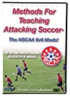 NSCAA Methods For Teaching Attacking Soccer DVD