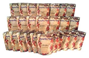 AlpineAire Foods 7 Day Gourmet Meal Kit (25-Pouches)