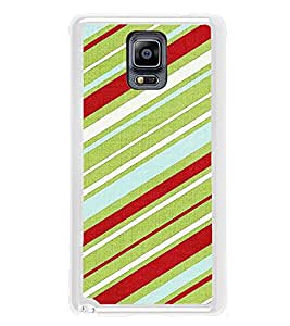 ifasho Design lines pattern Back Case Cover for Samsung Galaxy Note 3