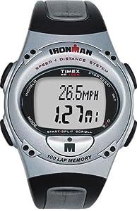 Timex Ironman T5E701 Men's 100-Lap Speed + Distance Watch