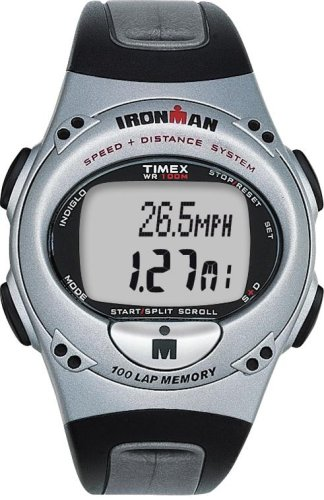Cheap Timex Ironman T5E701 Men's 100-Lap Speed + Distance Watch (T5E701 F5)