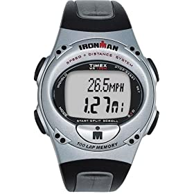 Timex Ironman T5E701 Women's 100-Lap Speed + Distance Watch